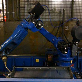 Robotsko varjenje