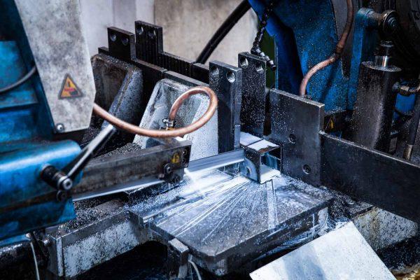 CNC razrez profilov in cevi